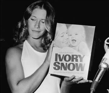 Marilyn Chambers et Ivory Snow